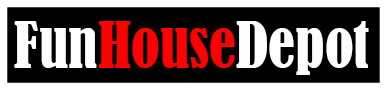 Fun House Depot Logo